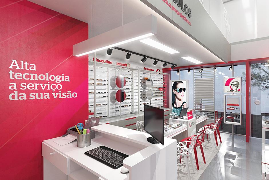 Fábrica de Óculos